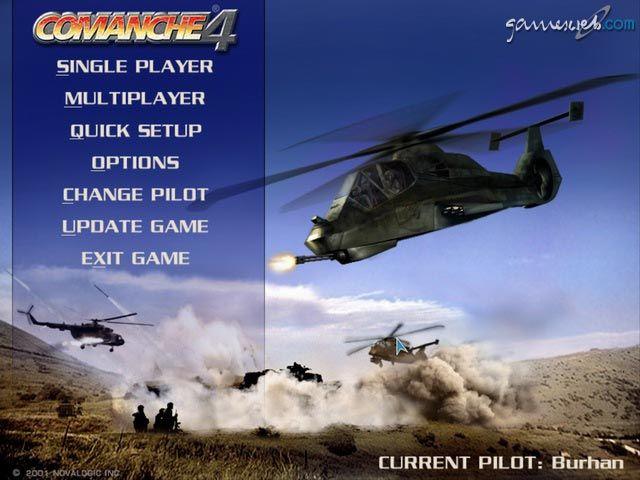 Comanche 4 - Screenshots - Bild 9