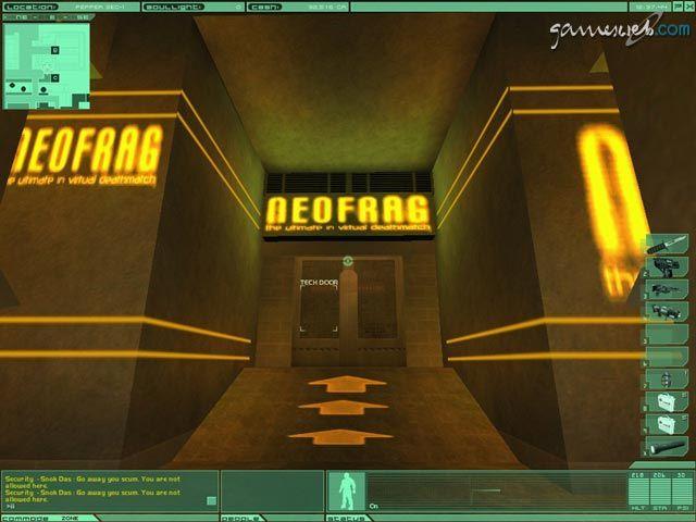 Neocron - Screenshots - Bild 11
