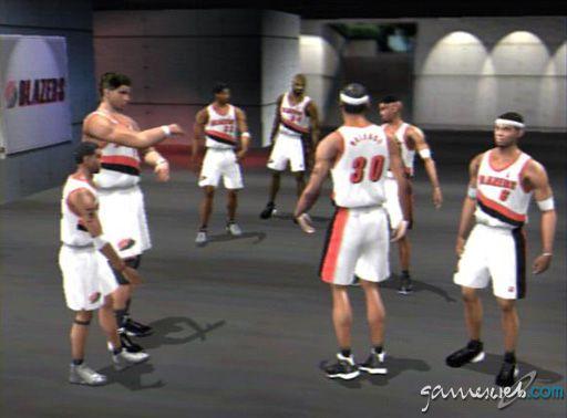 NBA Live 2002 - Screenshots - Bild 5