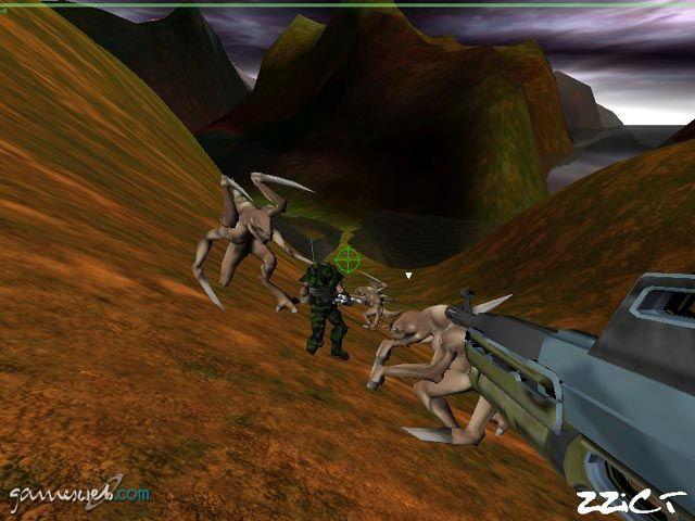 Lost Legion  Archiv - Screenshots - Bild 2