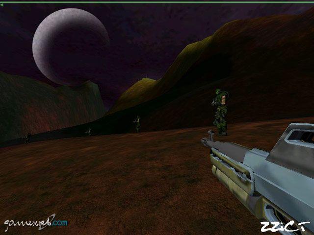 Lost Legion  Archiv - Screenshots - Bild 10