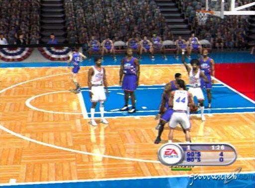 NBA Live 2002 - Screenshots - Bild 11