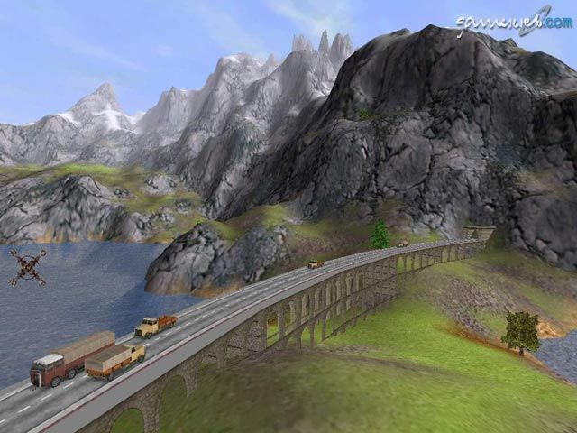 Trains & Trucks Tycoon  Archiv - Screenshots - Bild 8