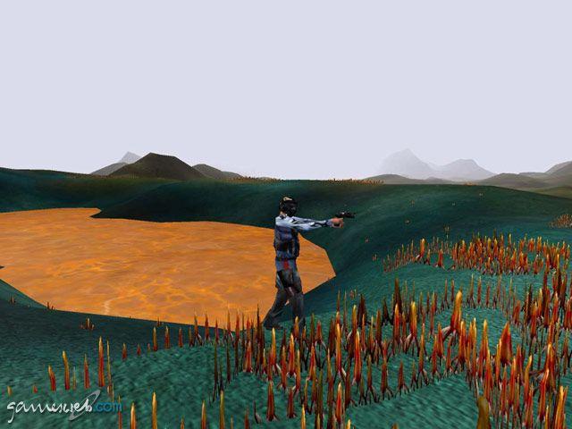 Project Entropia  Archiv - Screenshots - Bild 5