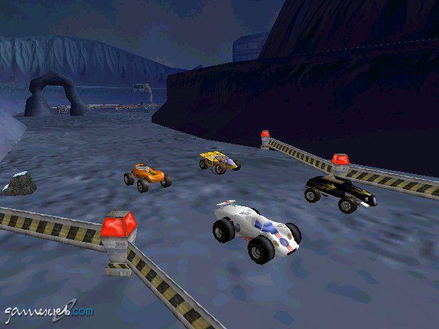 Hot-Wheels: Mechanix - Screenshots - Bild 14
