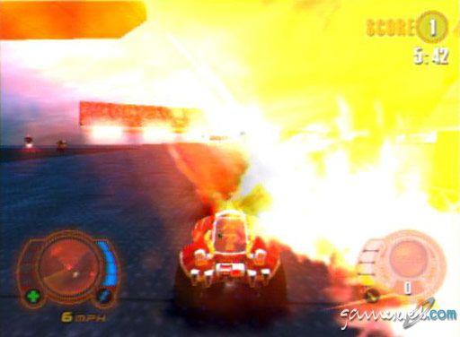 Motor Mayhem - Screenshots - Bild 13
