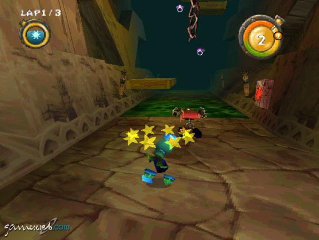 Rayman Rush  Archiv - Screenshots - Bild 5