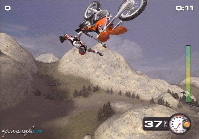 MX 2003  Archiv - Screenshots - Bild 2