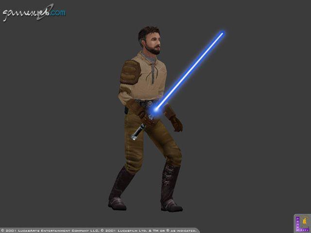 Star Wars: Jedi Outcast  Archiv - Artworks - Bild 15