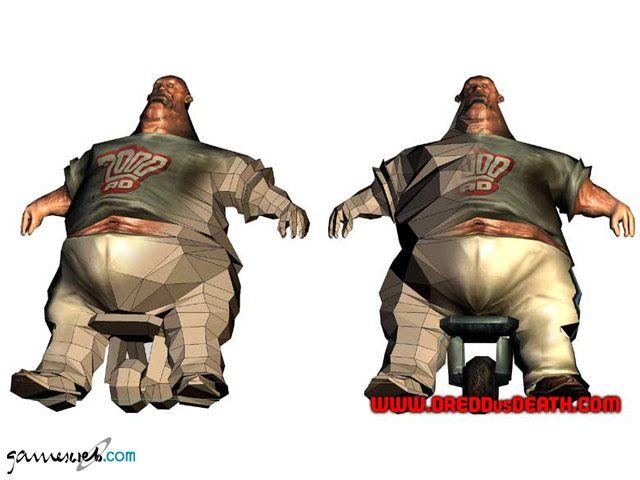Judge Dredd: Dredd vs. Death  Archiv - Screenshots - Bild 39
