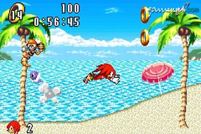 Sonic Advance  Archiv - Screenshots - Bild 2