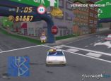 The Simpsons: Road Rage - Screenshots - Bild 13