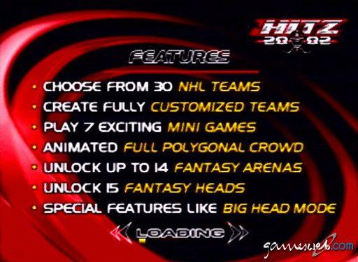 NHL Hitz 20-02 - Screenshots - Bild 7