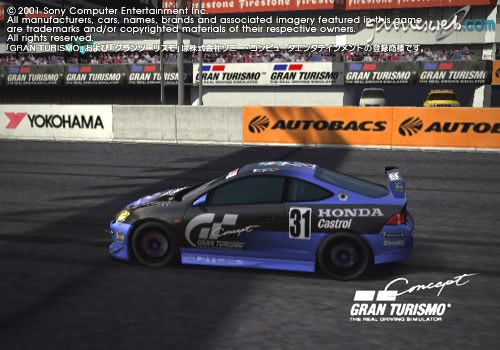 Gran Turismo Concept - Screenshots Part II Archiv - Screenshots - Bild 4