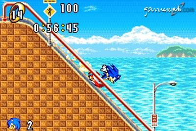 Sonic Advance  Archiv - Screenshots - Bild 4
