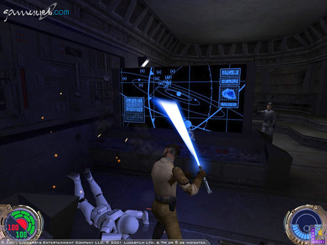 Neue Screenshots At Gamesweltde Star Wars Jedi Outcast Cultures