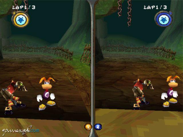 Rayman Rush  Archiv - Screenshots - Bild 7