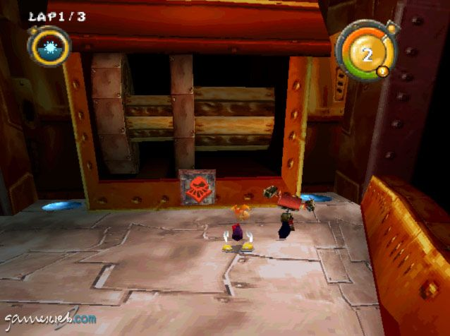 Rayman Rush  Archiv - Screenshots - Bild 4
