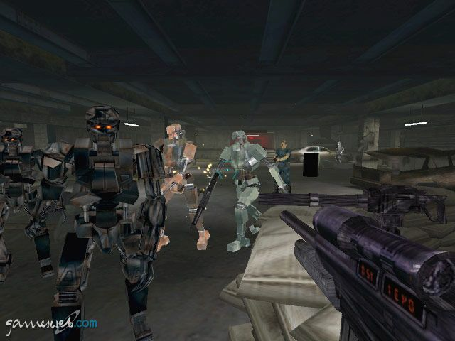Terminator: Dawn of Fate  Archiv - Screenshots - Bild 15