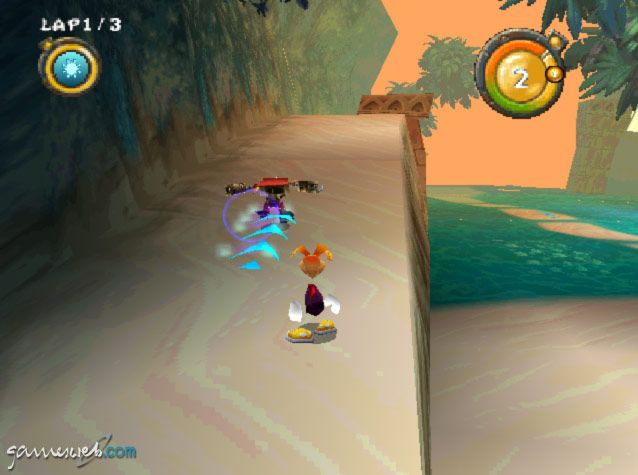 Rayman Rush  Archiv - Screenshots - Bild 6