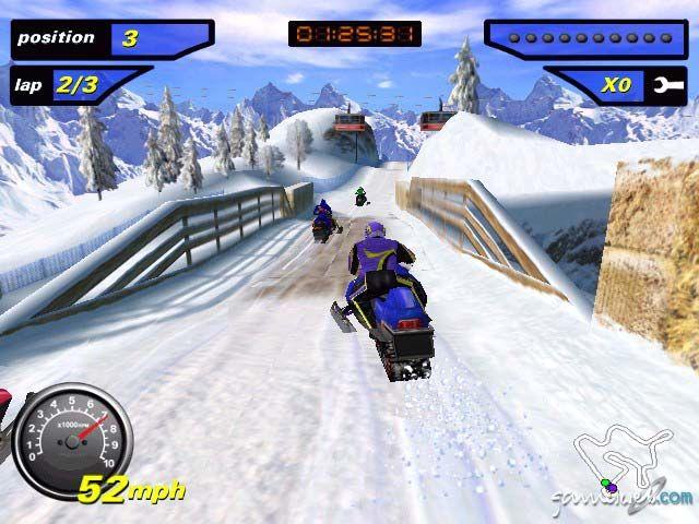 Snowcross - Screenshots - Bild 11