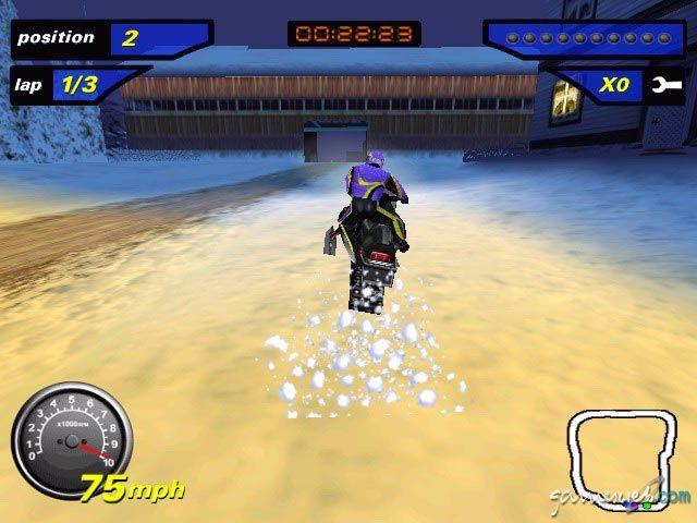 Snowcross - Screenshots - Bild 6
