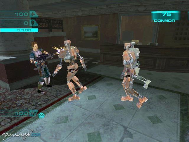 Terminator: Dawn of Fate  Archiv - Screenshots - Bild 14