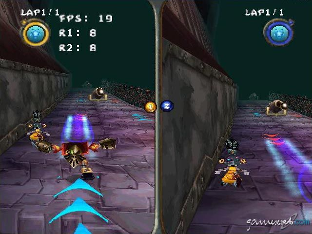 Rayman Rush  Archiv - Screenshots - Bild 3