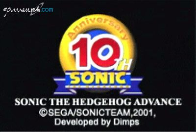 Sonic Advance  Archiv - Screenshots - Bild 15