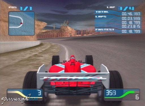 Driven - Screenshots - Bild 16