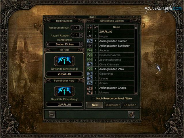 Etherlords - Screenshots - Bild 4
