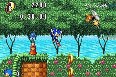 Sonic Advance  Archiv - Screenshots - Bild 5