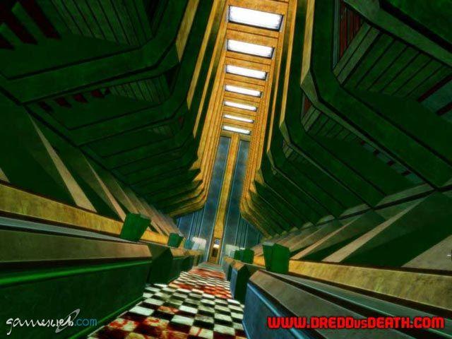 Judge Dredd: Dredd vs. Death  Archiv - Screenshots - Bild 27