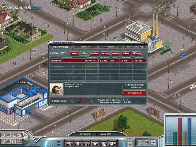 Car Tycoon - Screenshots - Bild 2