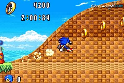 Sonic Advance  Archiv - Screenshots - Bild 3