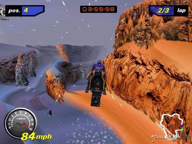 Snowcross - Screenshots - Bild 2