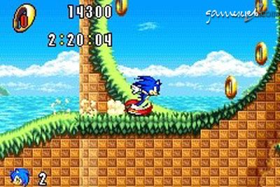 Sonic Advance  Archiv - Screenshots - Bild 7