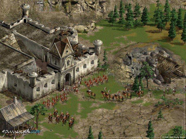 American Conquest  Archiv - Screenshots - Bild 2