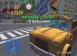 The Simpsons: Road Rage - Screenshots - Bild 7