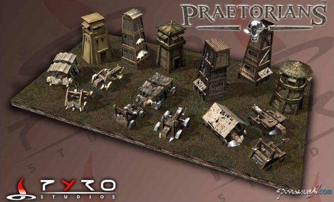 Praetorians  Archiv - Artworks - Bild 3