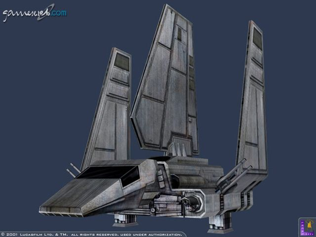 Star Wars: Jedi Outcast  Archiv - Artworks - Bild 6