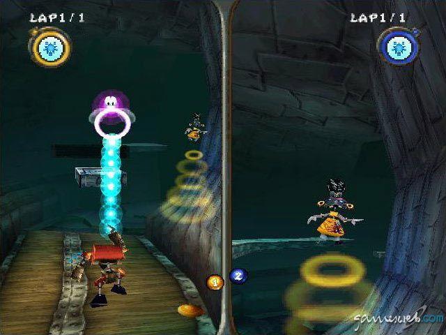 Rayman Rush  Archiv - Screenshots - Bild 11