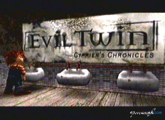 Evil Twin - Screenshots - Bild 8
