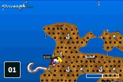Worms World Party  Archiv - Screenshots - Bild 21