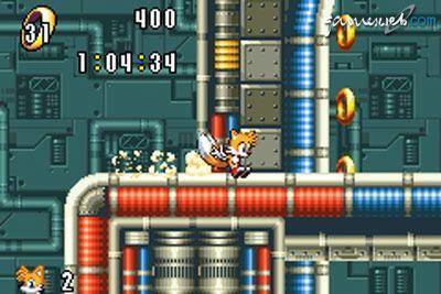 Sonic Advance  Archiv - Screenshots - Bild 11