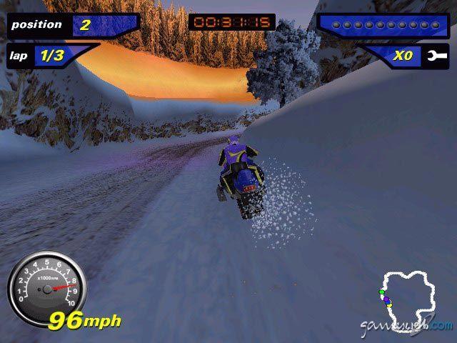 Snowcross - Screenshots - Bild 8