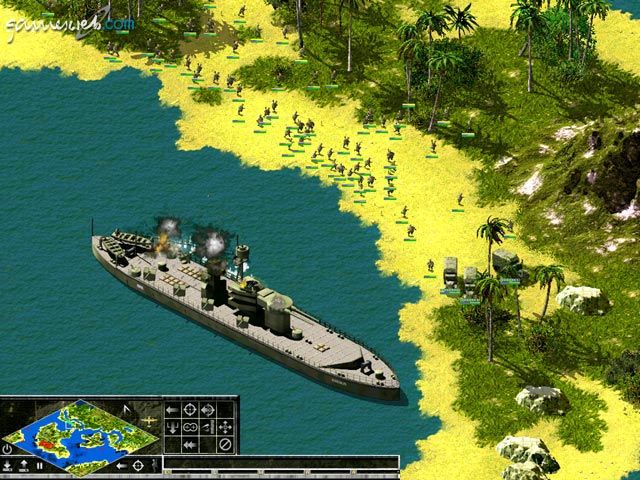 Sudden Strike 2  Archiv - Screenshots - Bild 15