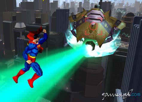 Superman  Archiv - Screenshots - Bild 12