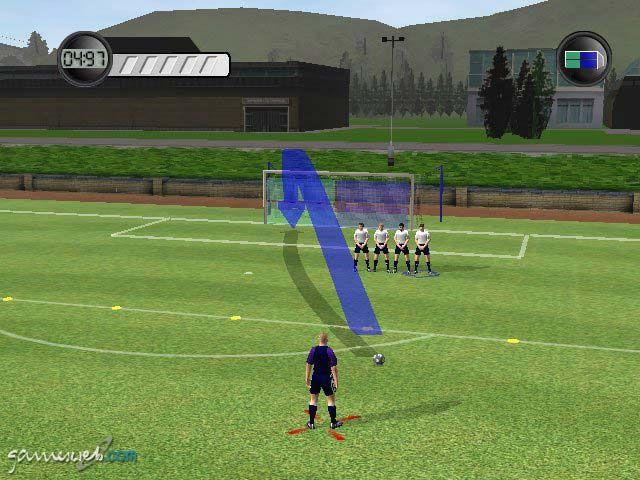 David Beckham Soccer  Archiv - Screenshots - Bild 6