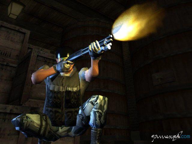 SWAT: Urban Justice  Archiv - Screenshots - Bild 31